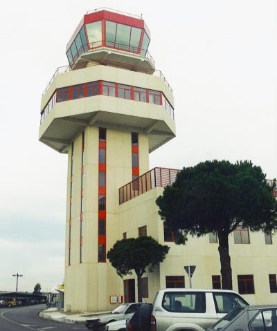 Torre de Control de Cuatrovientos.- Madrid